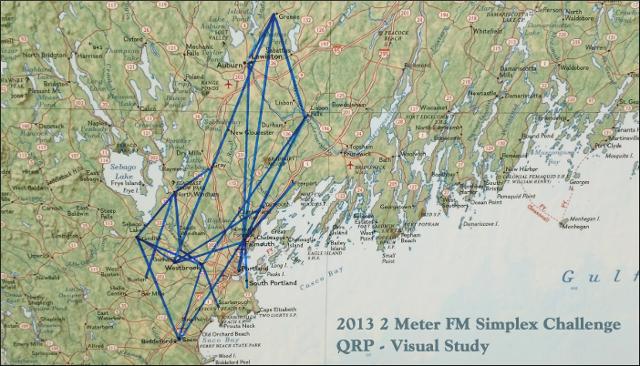 2013 QRP Visual Study