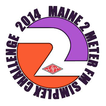 2014 Maine 2 Meter FM Simplex Challenge