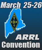 March 25-26 is the 2016 Maine State Convention
