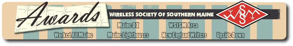WSSM Awards Banner