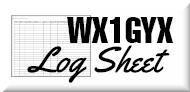 Log Sheet