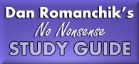 Dan Romanchiks No Nonsense Study Guide
