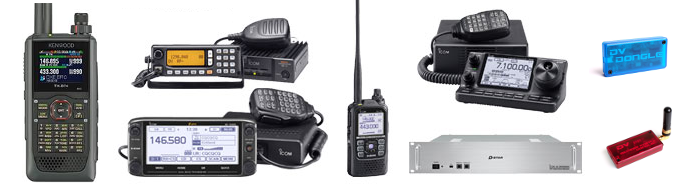 D-STAR radios