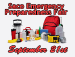 Saco Emergency Preparedness Fair