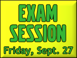 ARRL Exam Session