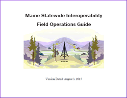 Maine Interoperability Field Operations Guide