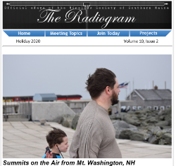 The Radiogram Holiday 2020