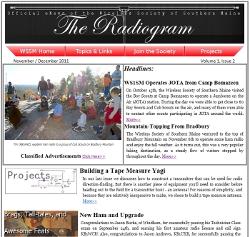 Radiogram December / November 2011