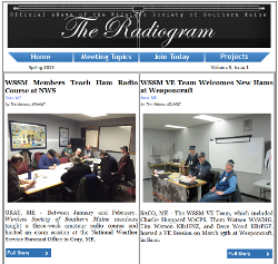 The Radiogram Spring 2015