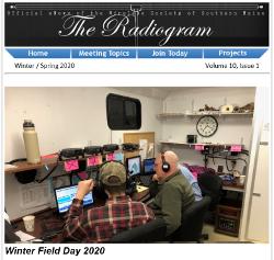 The Radiogram Winter / Spring 2020