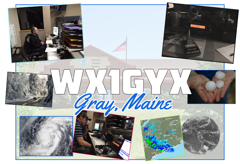WX1GJY SKYWARN Amateur Radio station