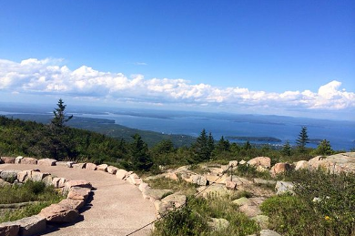 Cadillac Mountain 1