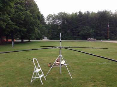 ARRL Field Day - Wireless Society of Southern Maine