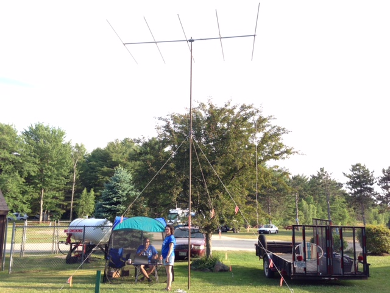 ARRL Field Day - Wireless Society of Southern Maine